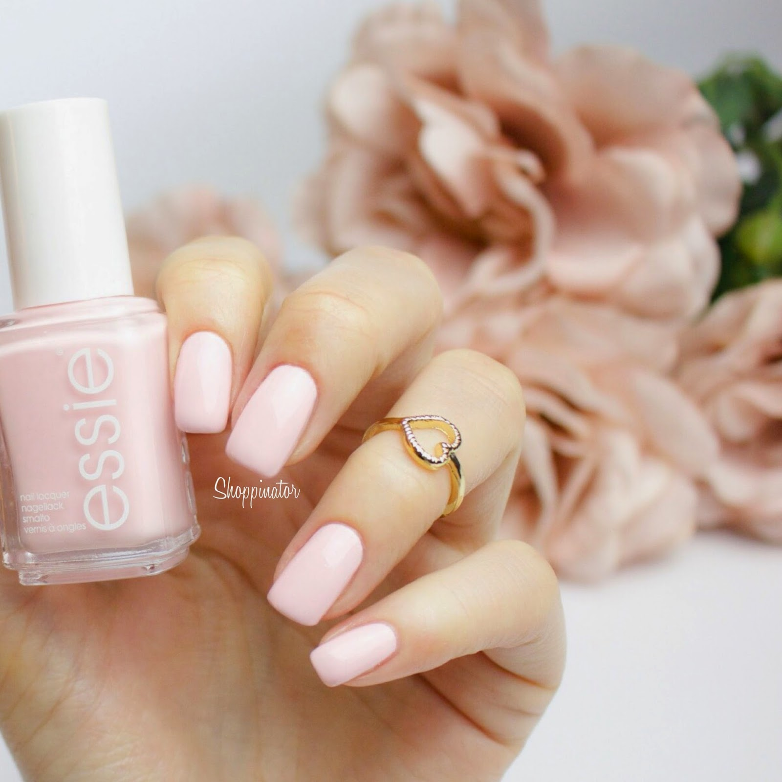 Essie-Romper-Room-Swatch-Nagelack-Shoppinator-Rosa-Pink-Neu-im-Standardsortiment-Swatch