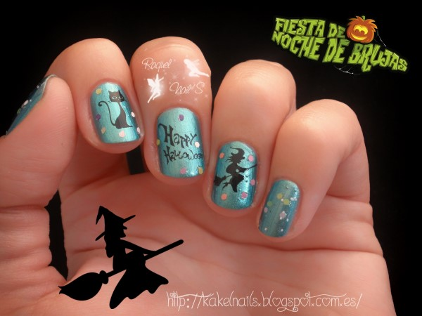 nails Witch