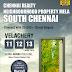 Chennai Realty Property Mela: Expo on 11, 12 & 13 April 2014 at Velachery, Chennai