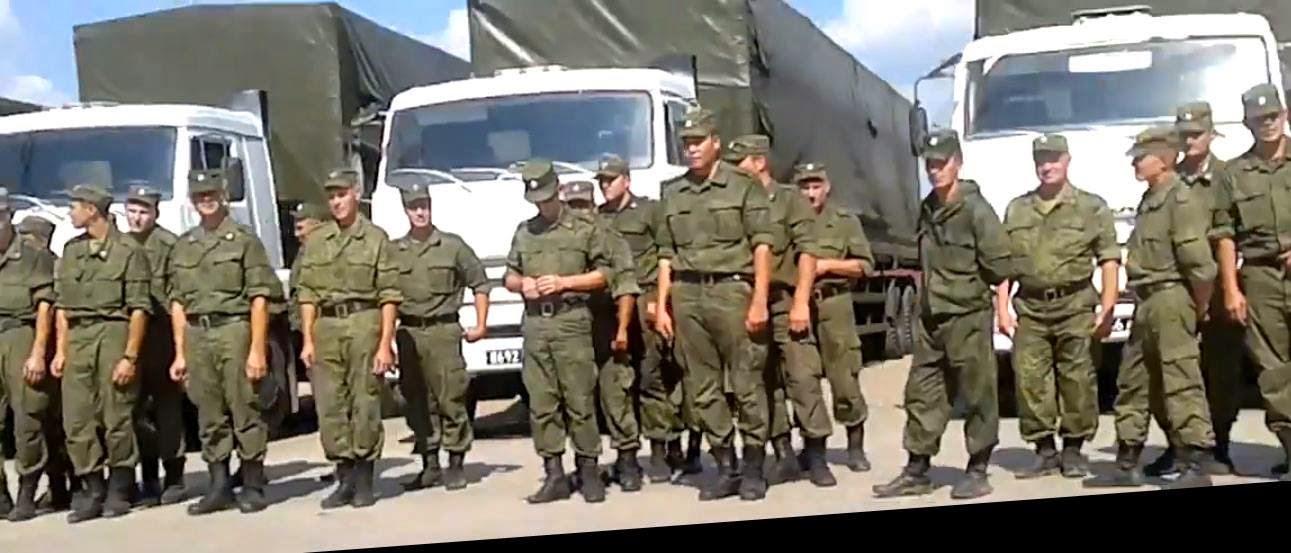 """Россия направила """"гуманитарный конвой"""" в направлении Украины"""