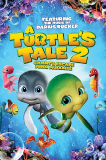 A Turtle's Tale 2: Sammy's Escape from Paradise (2012) Hindi Dual Audio BluRay | 720p | 480p