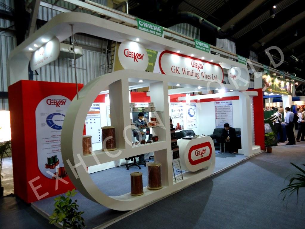 Exhibition Stall Construction : Stall design designers and fabricators in delhi