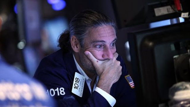 European and US markets fall after Fed rate decision