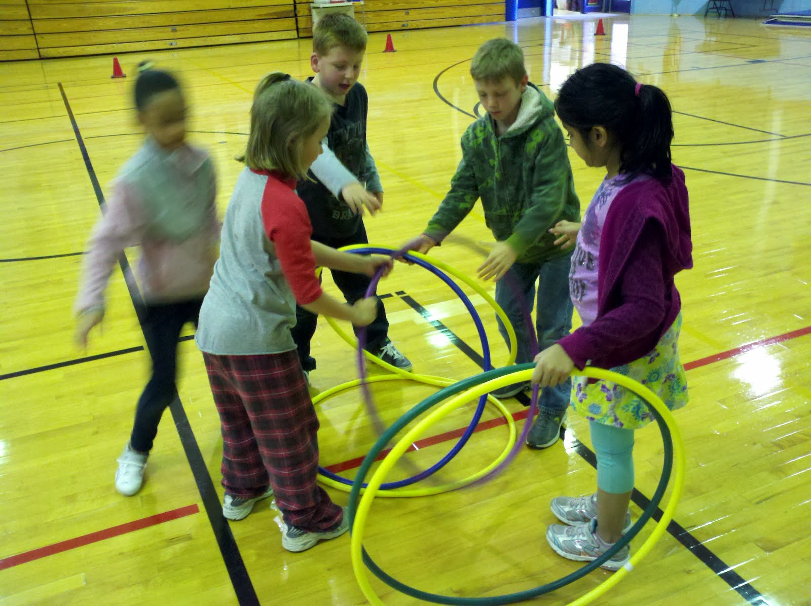 Welcome to Physical Education Class | Ophea Teaching Tools
