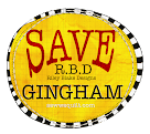 Save The Gingham