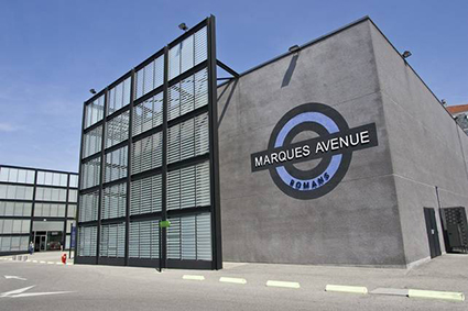 marques avenue romans les magasins d 39 usine en france. Black Bedroom Furniture Sets. Home Design Ideas