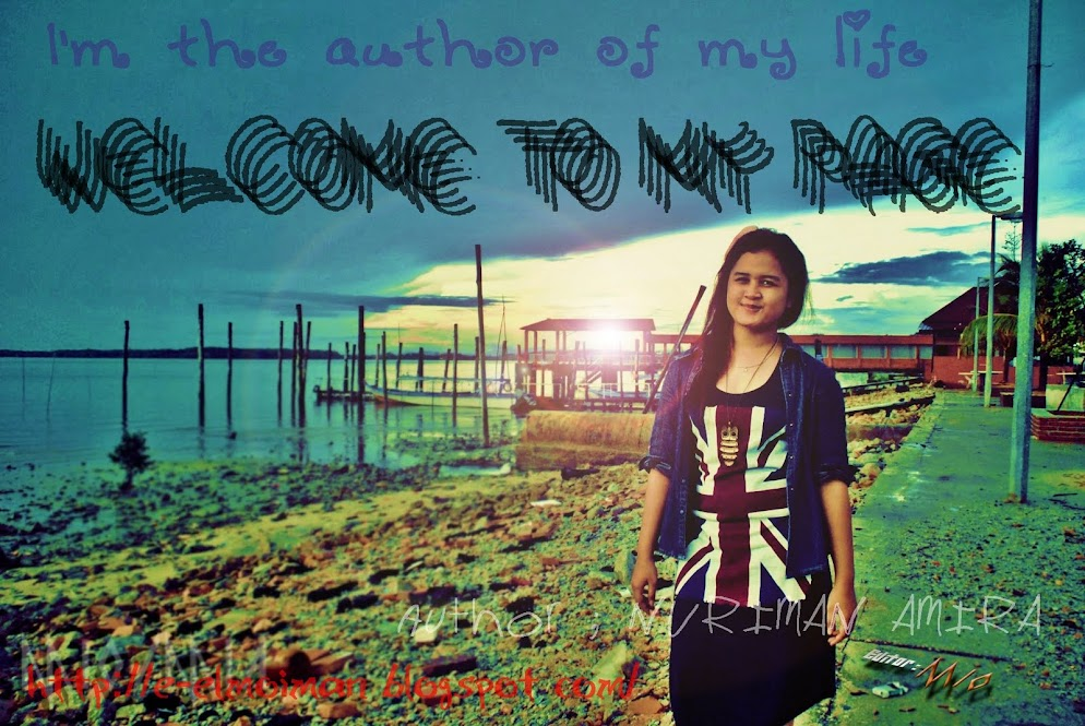 I'm the author of my life ♥