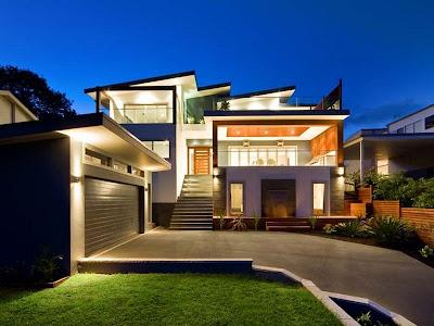 Estilos de fachadas todo sobre fachadas for Estilos fachadas para casas