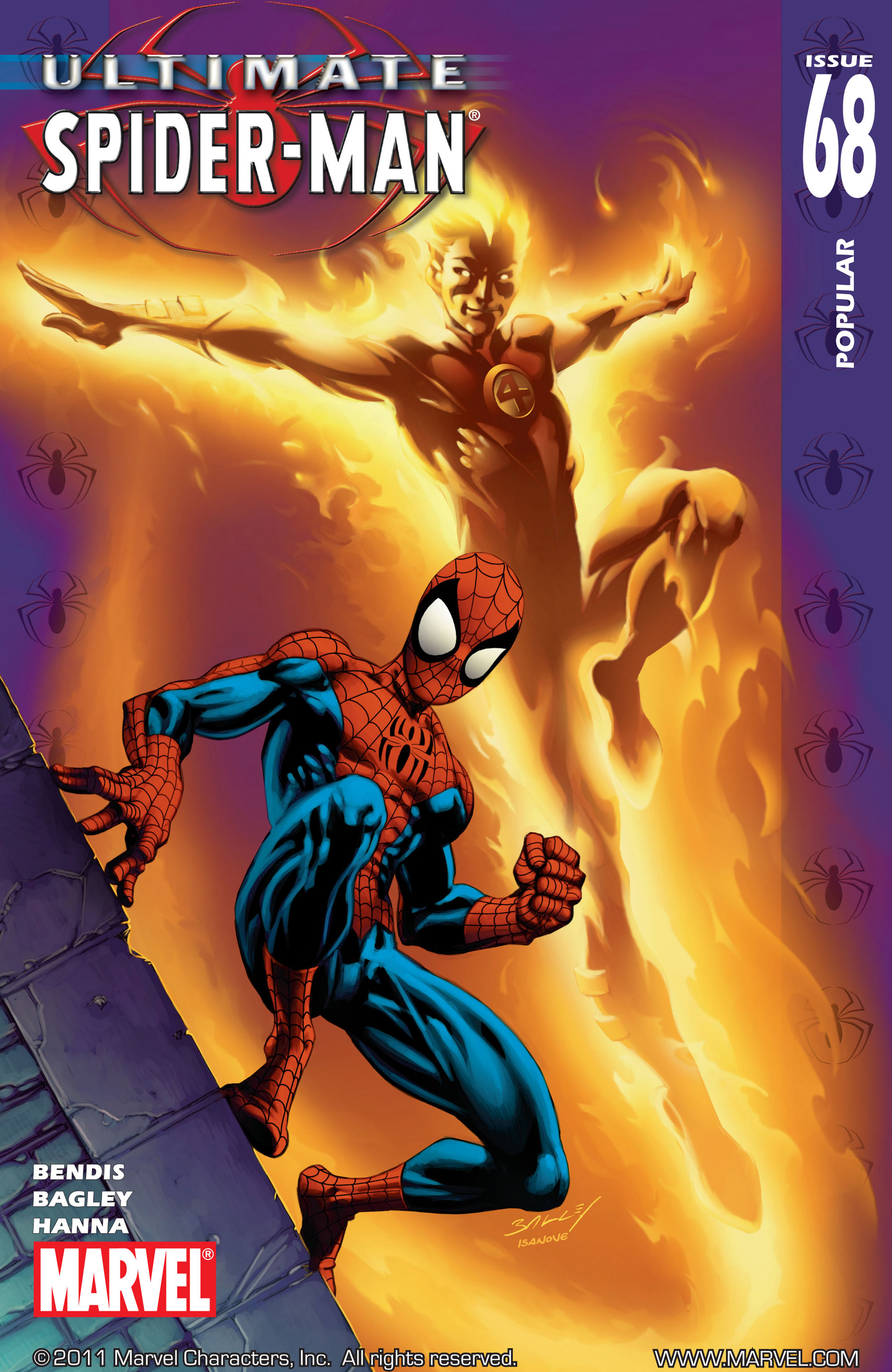 Ultimate Spider-Man (2000) Issue #68 #72 - English 1