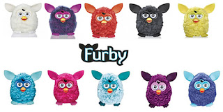 Furby christmas 2012 toys Collections