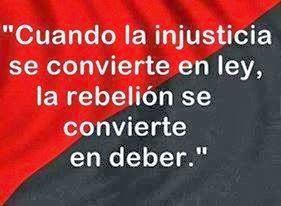 Do Direito e do direito à rebelião