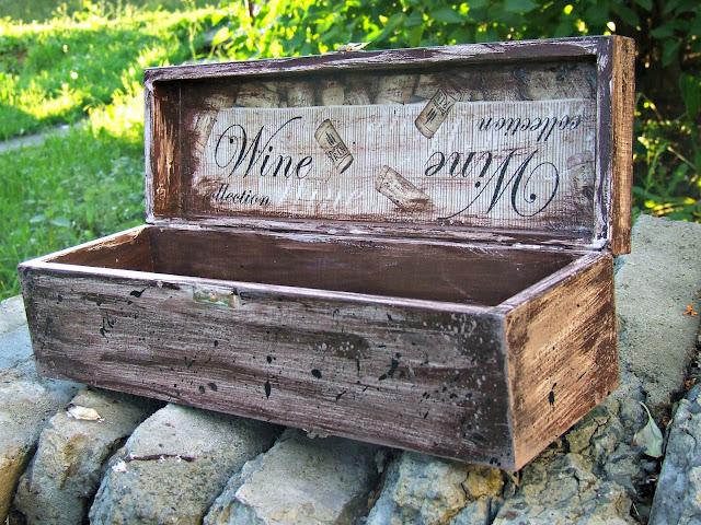 Pudełko na wino Eco Manufaktura7
