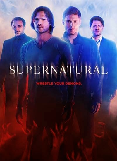 Supernatural Temporada 10 Completa HD 720p