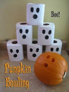 Halloween como fazer fantasmas sem gastar muito.
