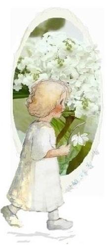 kleine Blume Schneeglöckchen