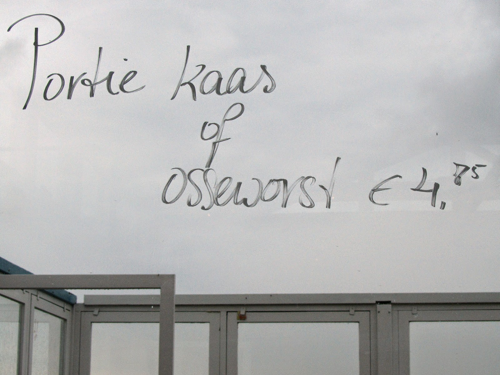 writing on glass