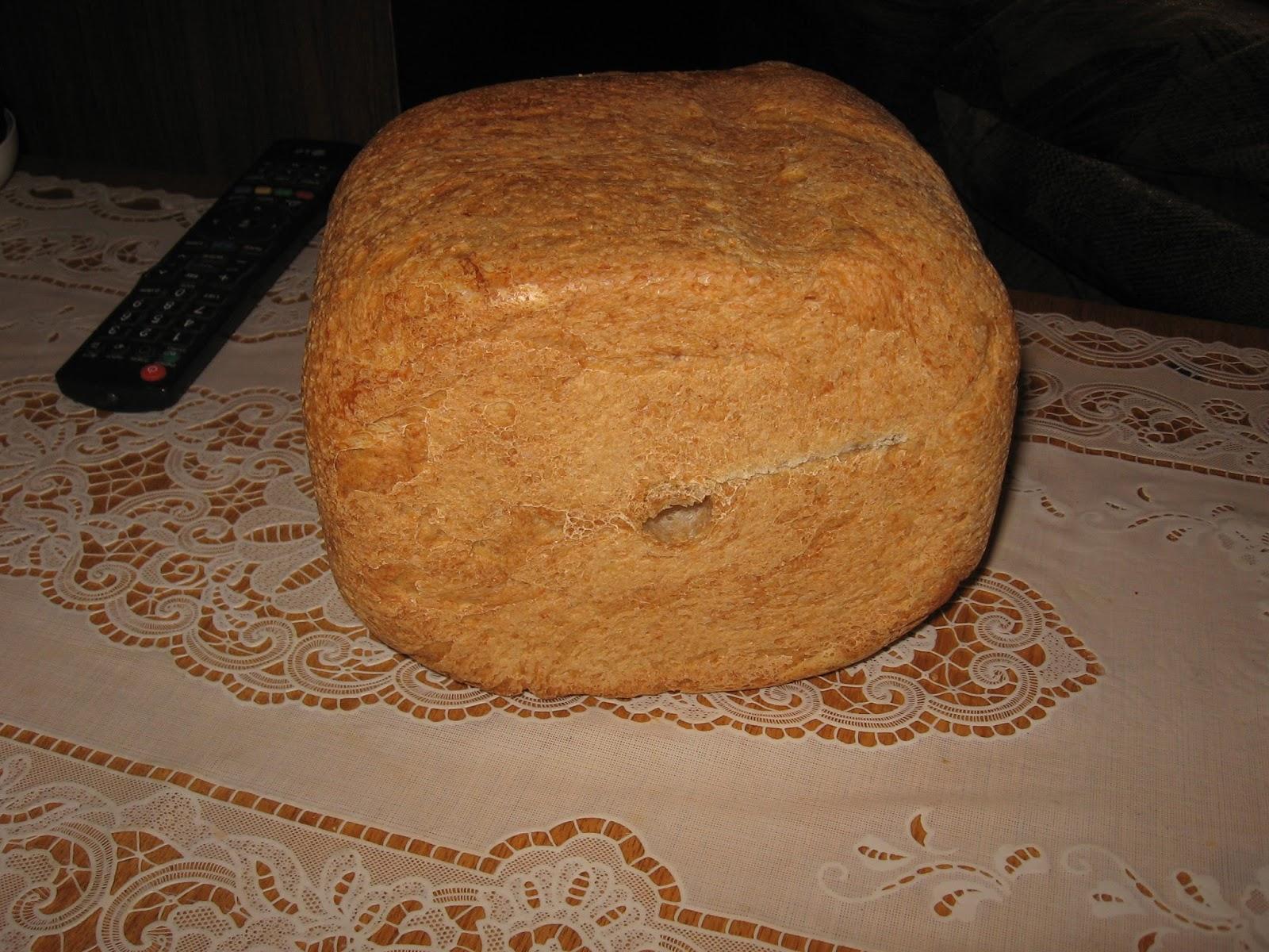Готовим хлеб в хлебопечке рецепты пошагово