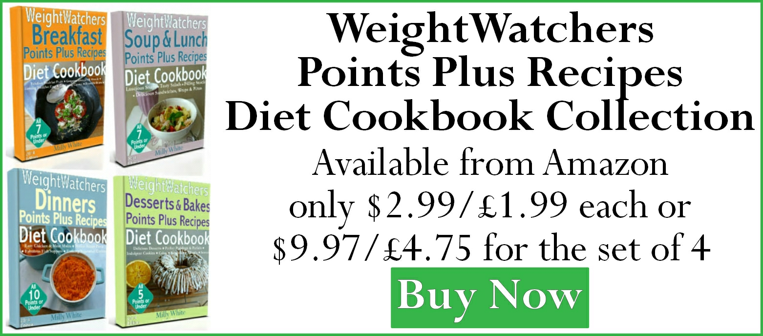 WeightWatchers Pro Points Recipes