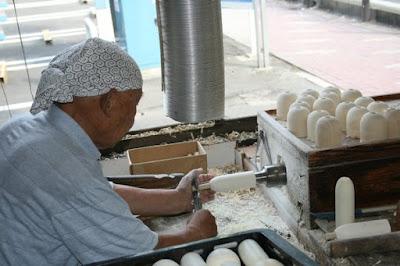 Creando kokeshi