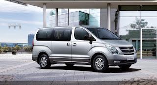 Harga Mobil Bekas Hyundai H-1