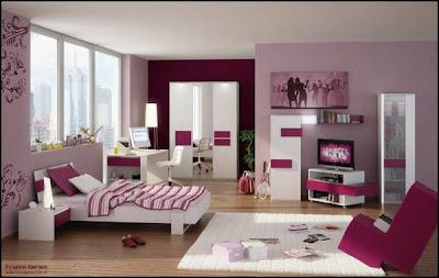 15 fotos de ideas de dise o de habitaciones para chicas - Habitaciones de chicas ...