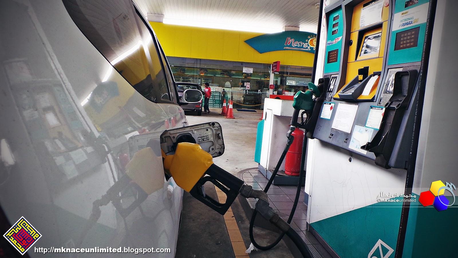 Cadangan semakan harga runcit petrol RON95, RON97 dan diesel secara mingguan