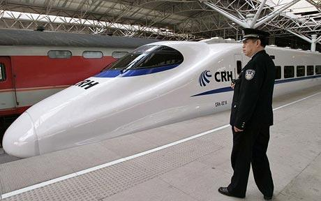 World's Fastest Train