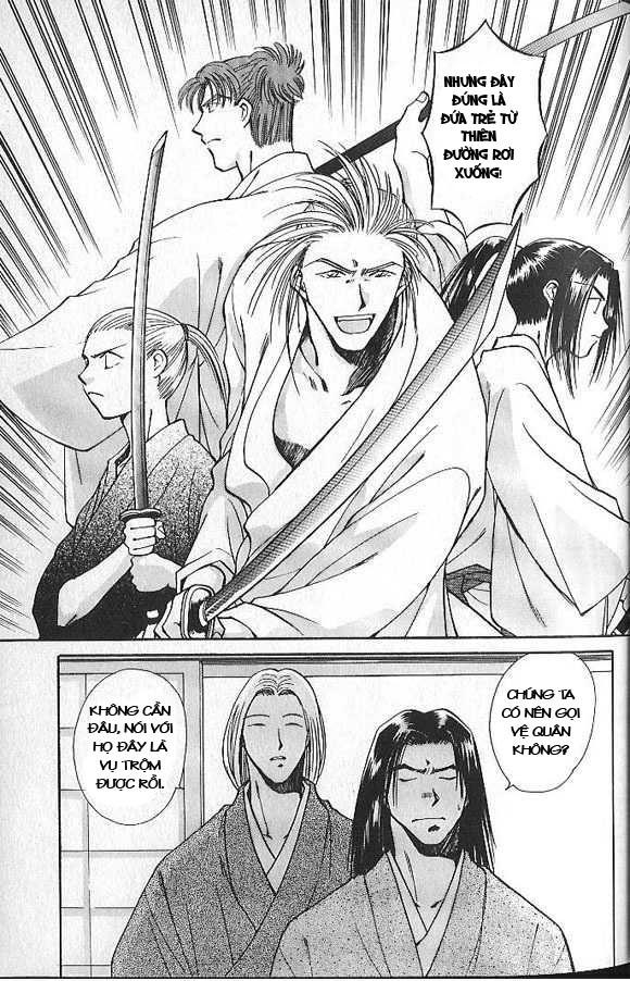 Soshite Haru No Tsuki chap 2 - Trang 30