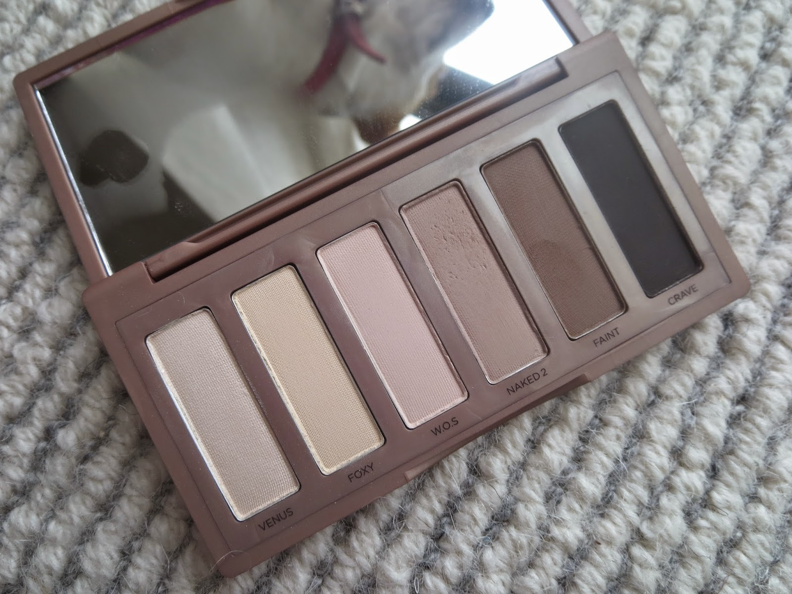a picture of Urban Decay Naked Basics Palette
