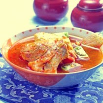 resep ikan nila kuah pedas