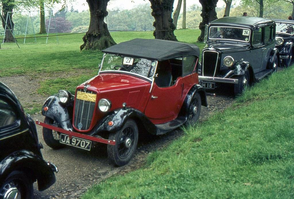 Felixstowe Classic Car Run
