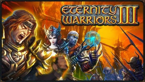 Game Android Eternity Warrior 3 Apk + Data Full Android