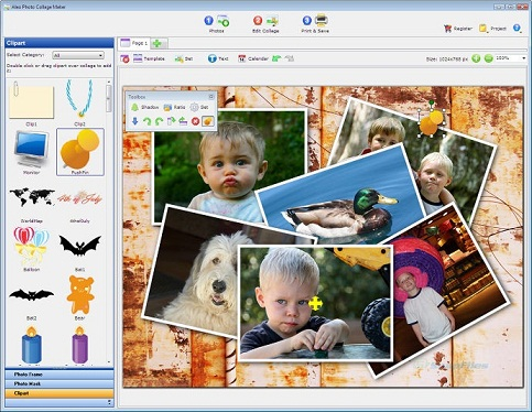 برنامج Photo Collage Creator 4.31