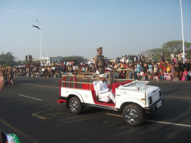 India's 63rd Republic Day Celebration in Chennai Seen On www.coolpicturegallery.us