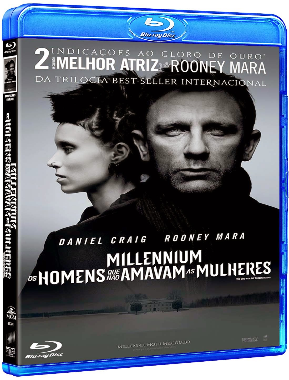 Baixar Filme Millennium - Os Homens que Não Amavam as Mulheres Dublado Bluray Torrent Grátis
