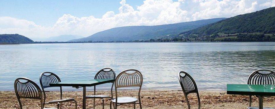 湖岸.咖啡   Café Rives du Lac