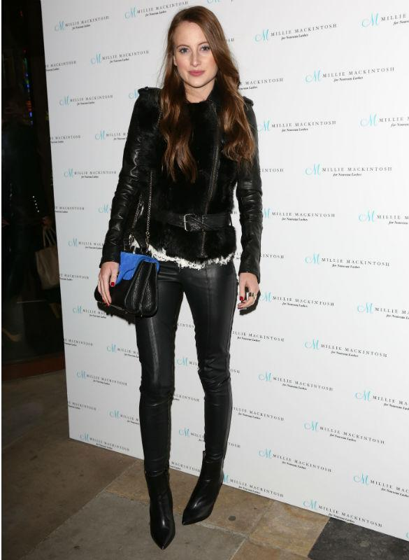 Original Look Lovely In Leather Pants  Here39s How