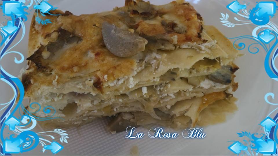 Lasagne con Capricciolo
