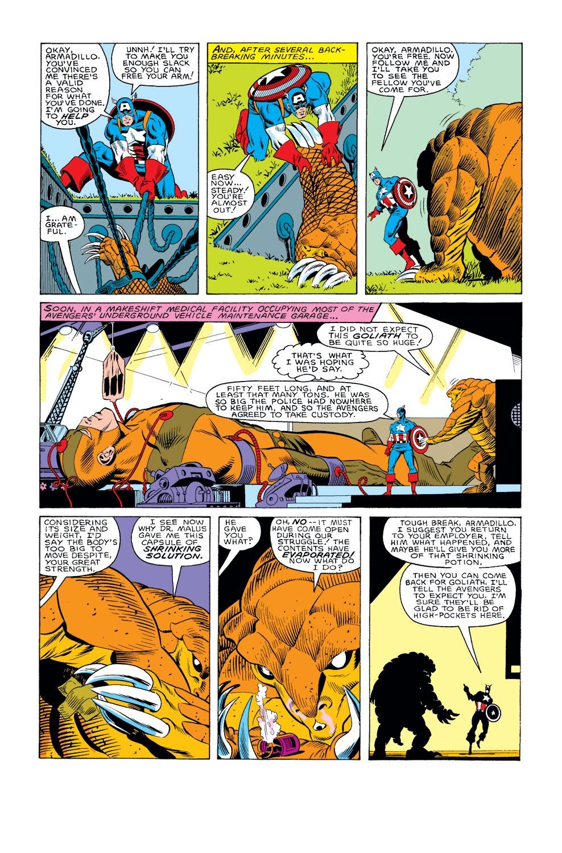 Captain America (1968) Issue #308 #236 - English 15