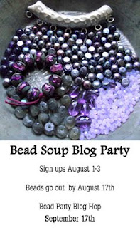 Bead Soup Blog Party Sept 17