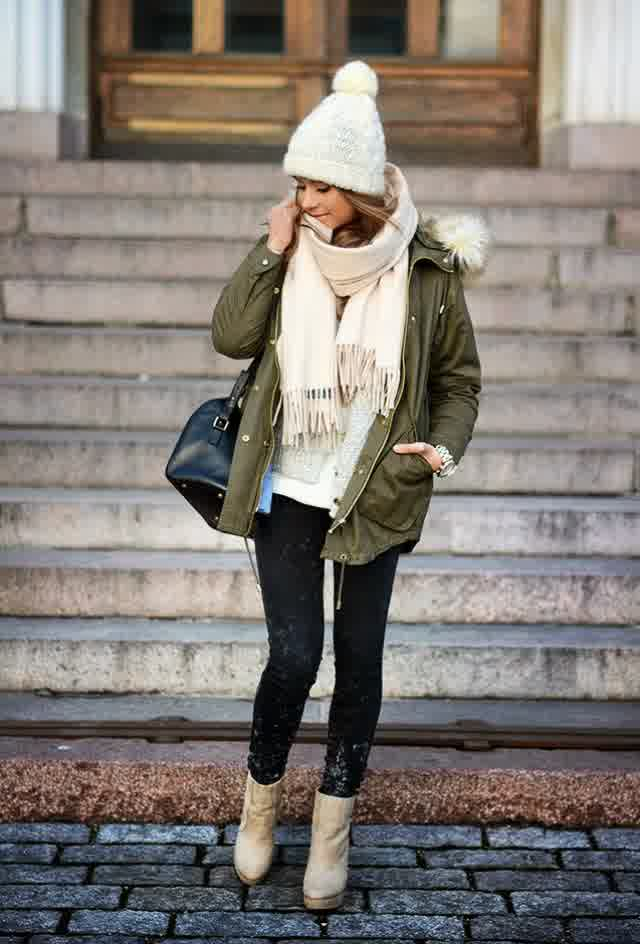 Casual Interest Fall Winter Outfits Trend | fashion wedding trend