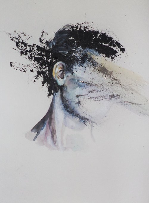 Art and writings for Cool watercolour