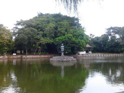 Gambar Taman Balekambang Surakarta