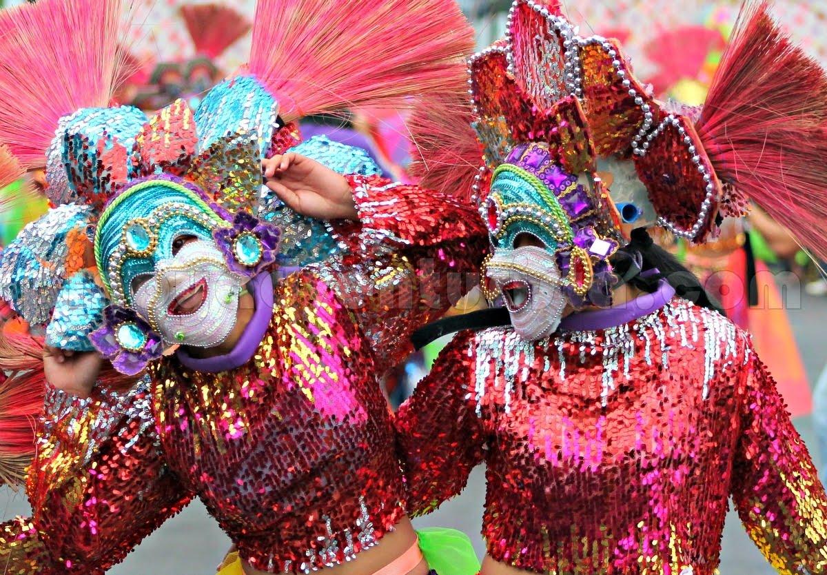 フィリピンを代表するお祭りの一つ「マスカラ・フェスティバル」