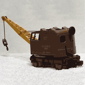 Mobil Derek Lionel 3360 Burro Crane