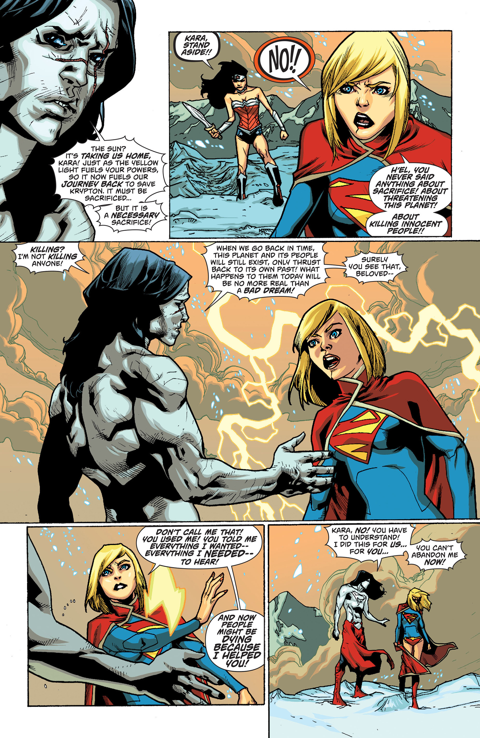 Supergirl (2011) Issue #17 #19 - English 18