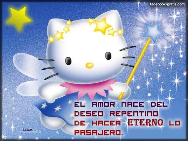 Imgenes de Hello Kitty  Facebook Gratis