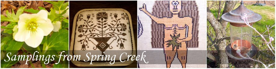 Samplings from Spring Creek