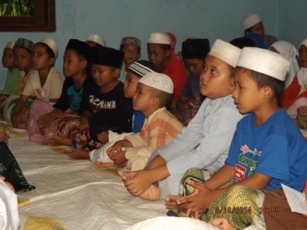 Pembentukan Nilai-Nilai Agama