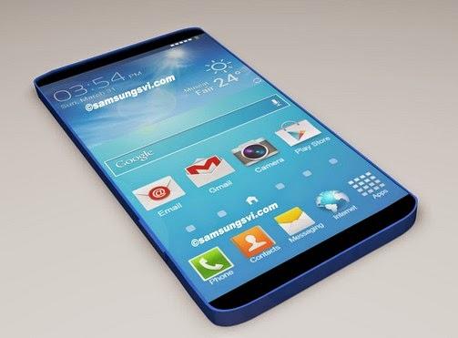 Samsung Galaxy S6 Mulai di Jual Bulan April